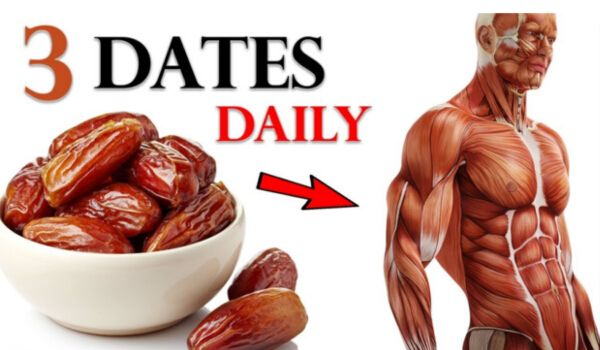 Eat 3 Dates Daily for a Month