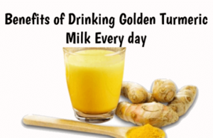 Benefits of Drinking Golden Turmeric Milk Every Day